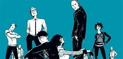 Syfy commande l'adaptation du graphic novel Deadly Class
